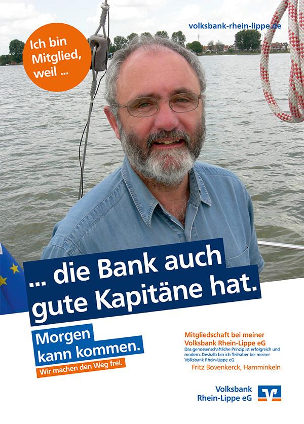 Fritz Bovenkerck, Hamminkeln