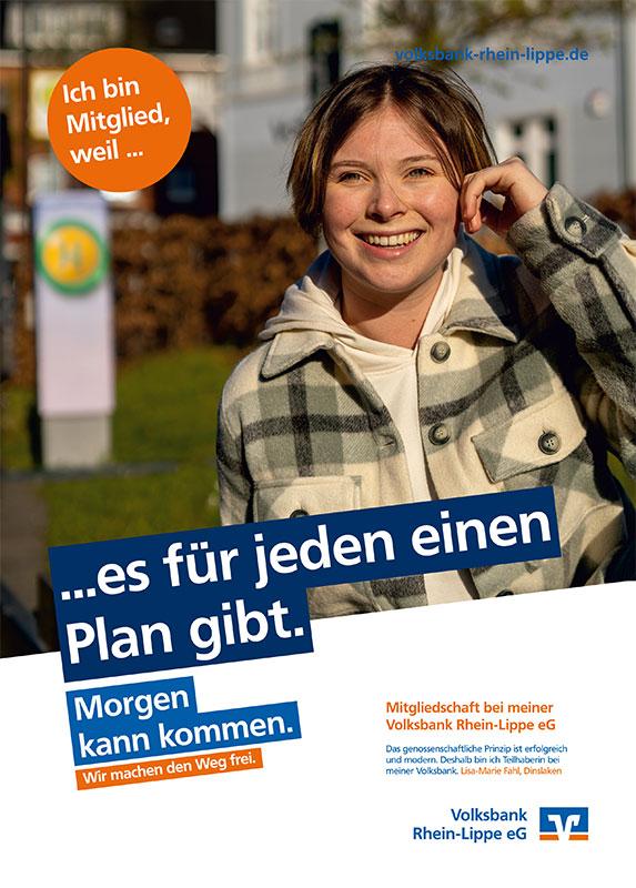 Lisa-Marie Fahl, Dinslaken