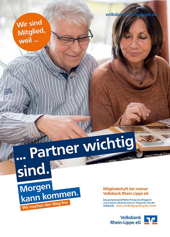 Karin und Wolfgang Sengutta, Hünxe